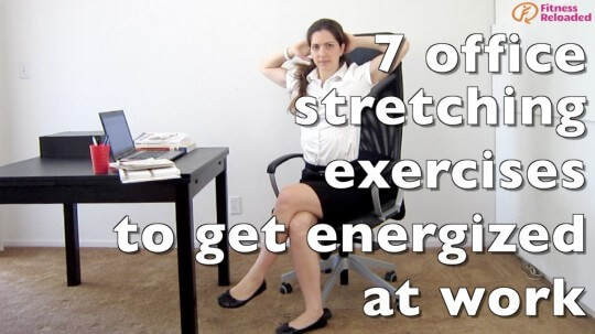 office stretching exercises