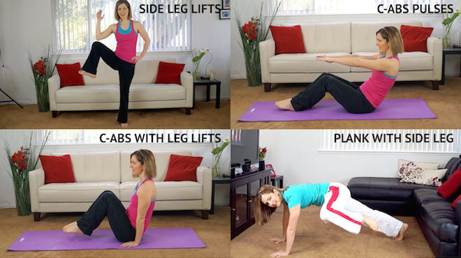 Top 3 Exercises for Abs for Lazy People (+ Their 11 Best Home Variations)