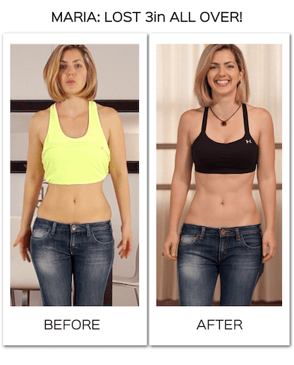 These Results After 3 Months Of Exercising Less
