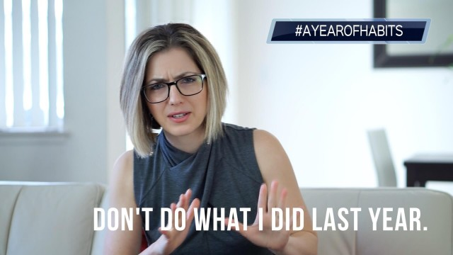 #AYEAROFHABITS 1: Want Failproof Goals? Don't Do What I Did.