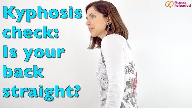 straight posture check