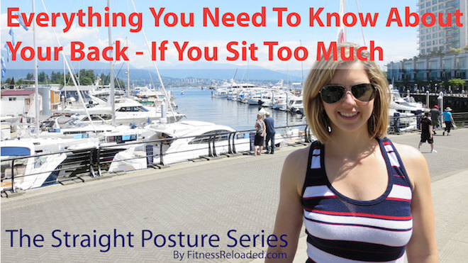 Introducing the Straight Posture Series. Learn If Your Back Is Really Straight Now.