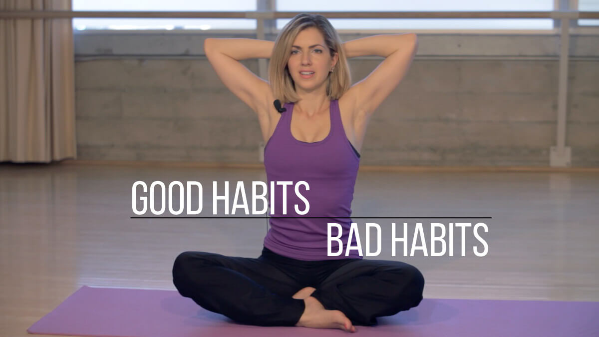 Good habits, bad habits, and how to make sense of them.