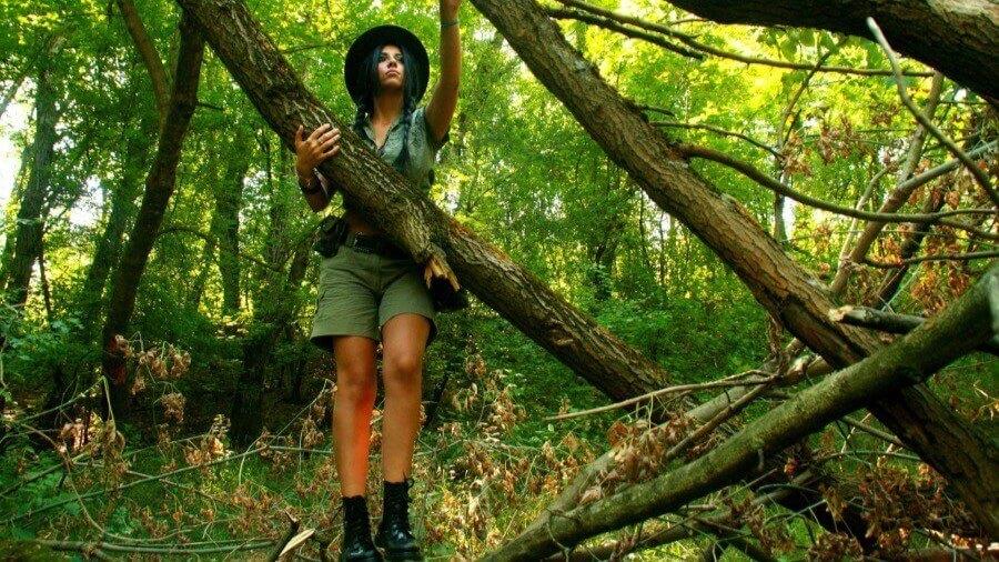 climb tree exercise hack