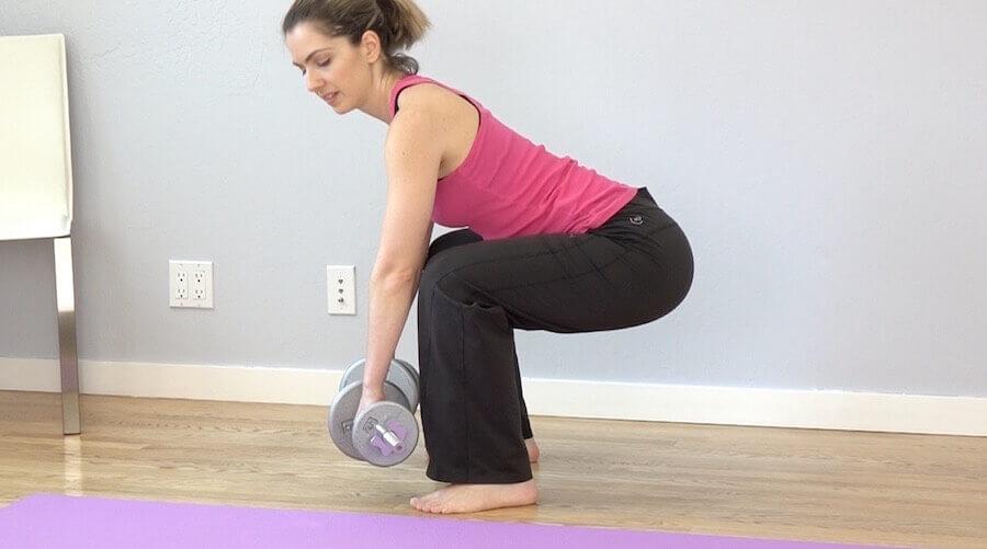 deadlift workout for butt