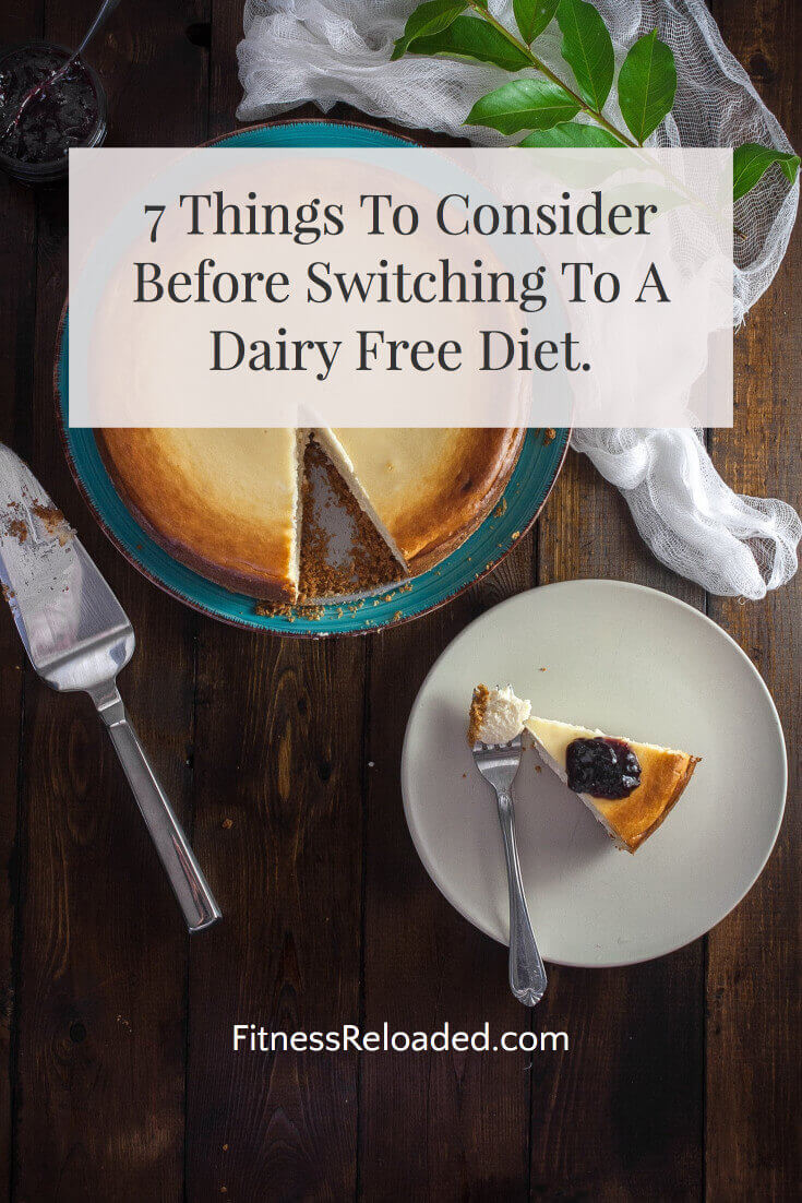 dairy free diet benefits
