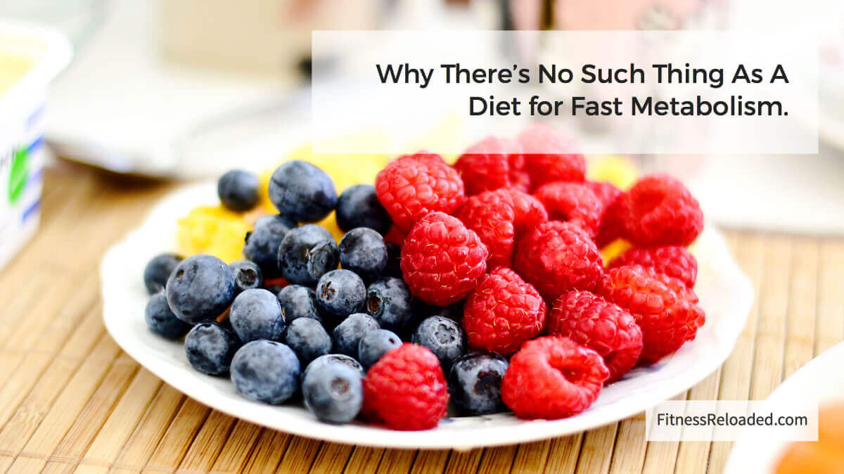 Why theres no such thing as a diet for fast metabolism fitness why theres no such thing as a diet for fast metabolism ccuart Images