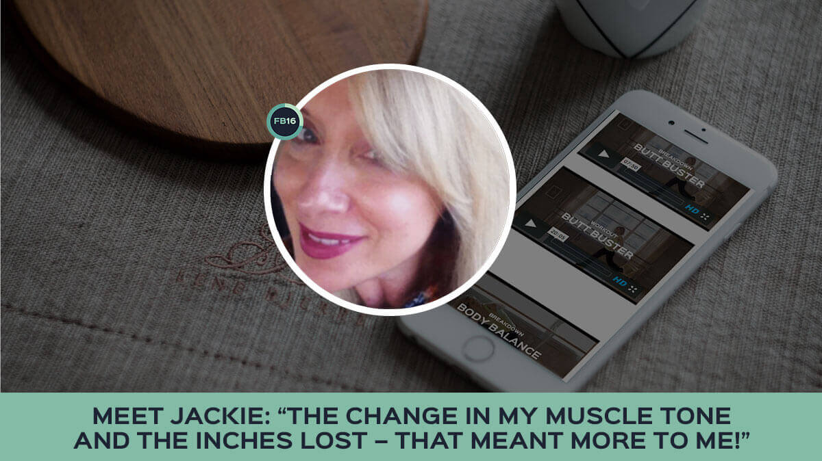 Meet Jackie: How Cross-Training Helped This Yoga Teacher Fight A Slowing Metabolism.