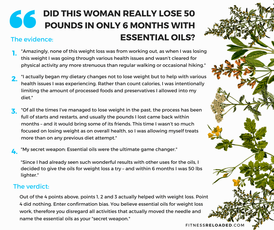 How Essential Oils Work For Weight Loss 6 Reasons They Don T