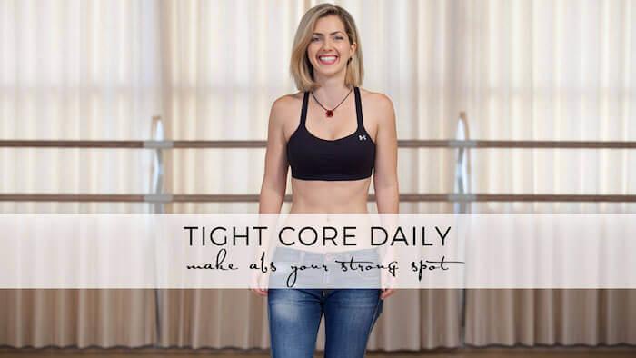 tight core daily