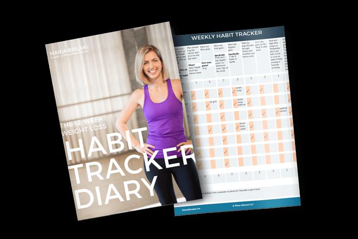 habit tracker diary